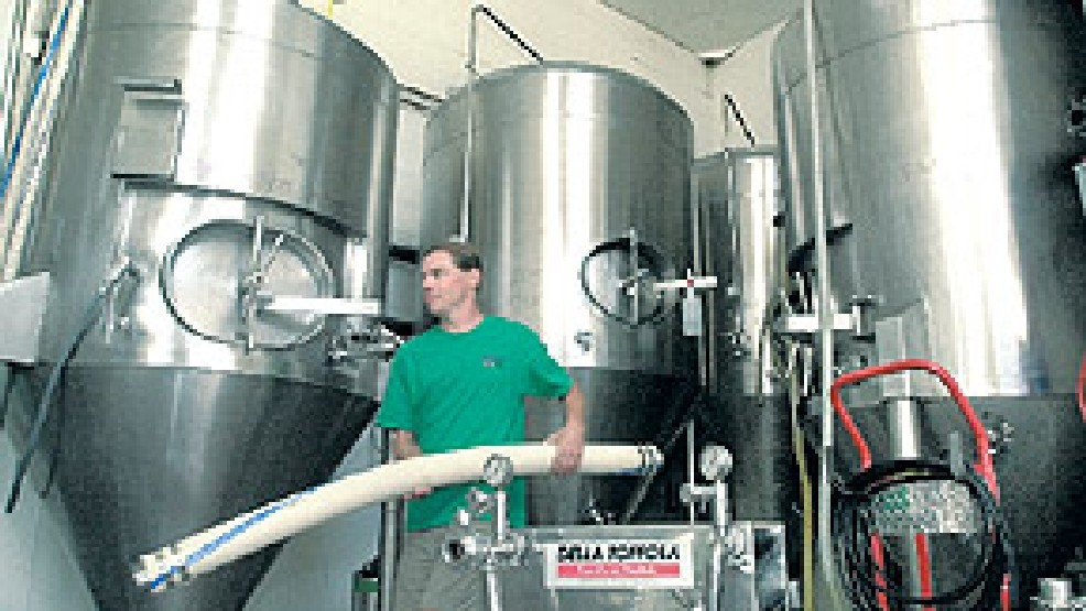 Ashlands Caldera Brewing Co is building a reputation for 986x555