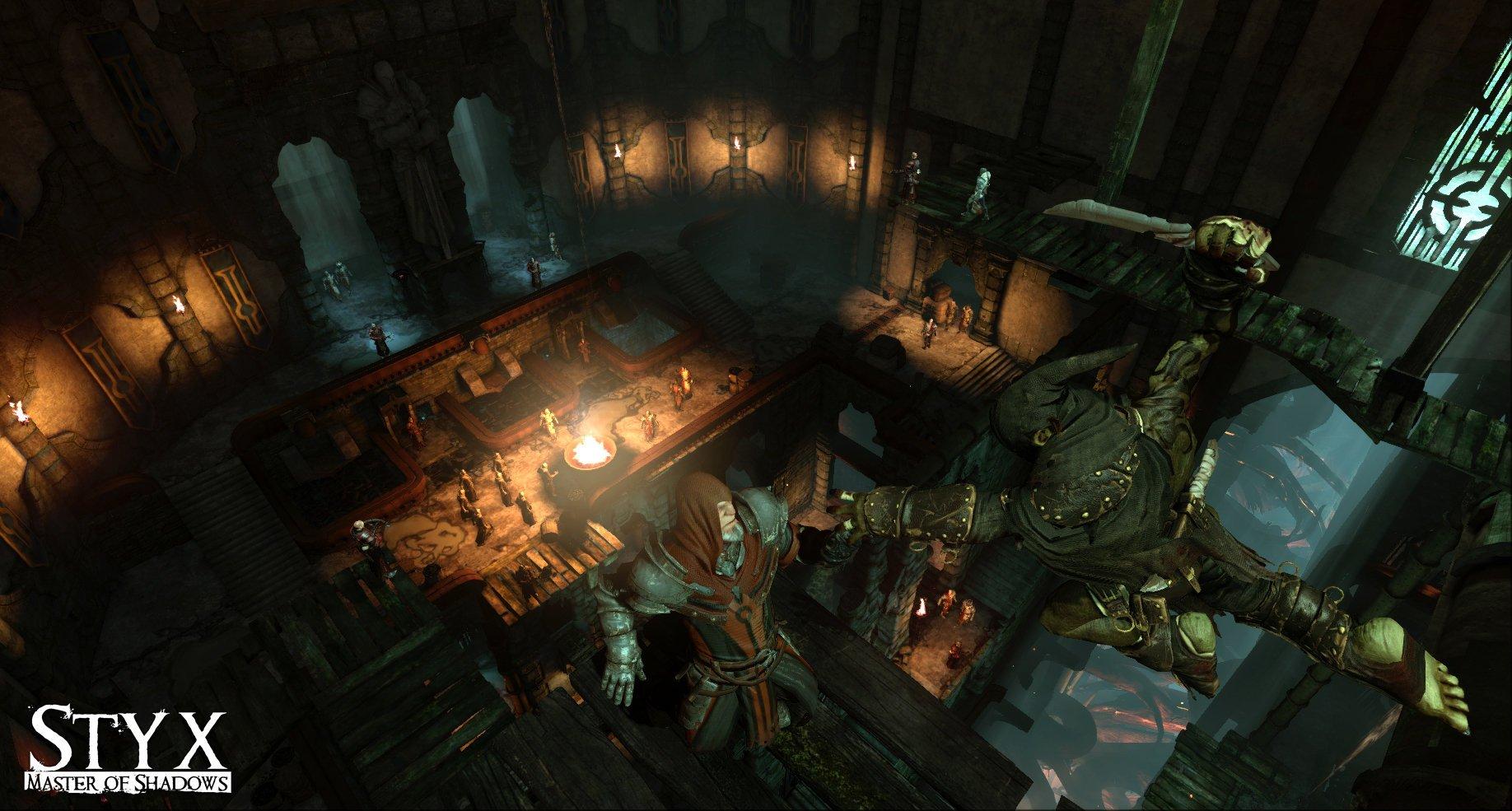 Styx Master of Shadows   Imgenes juego PC   3DJuegos 1836x985