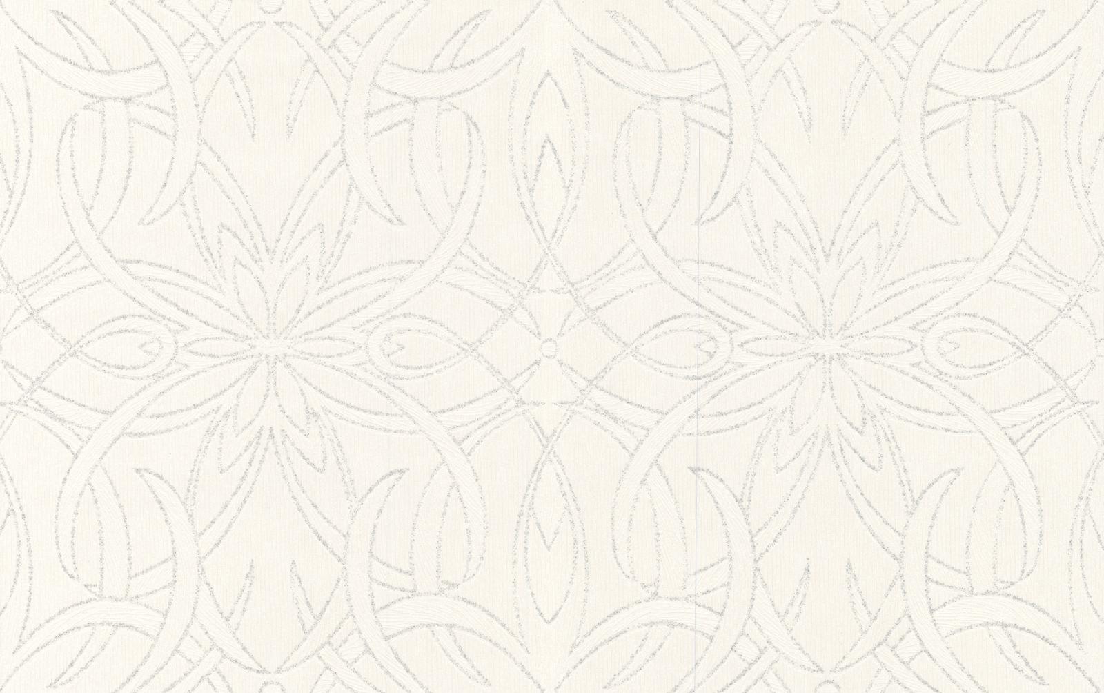 silver and white wallpaper wallpapersafari