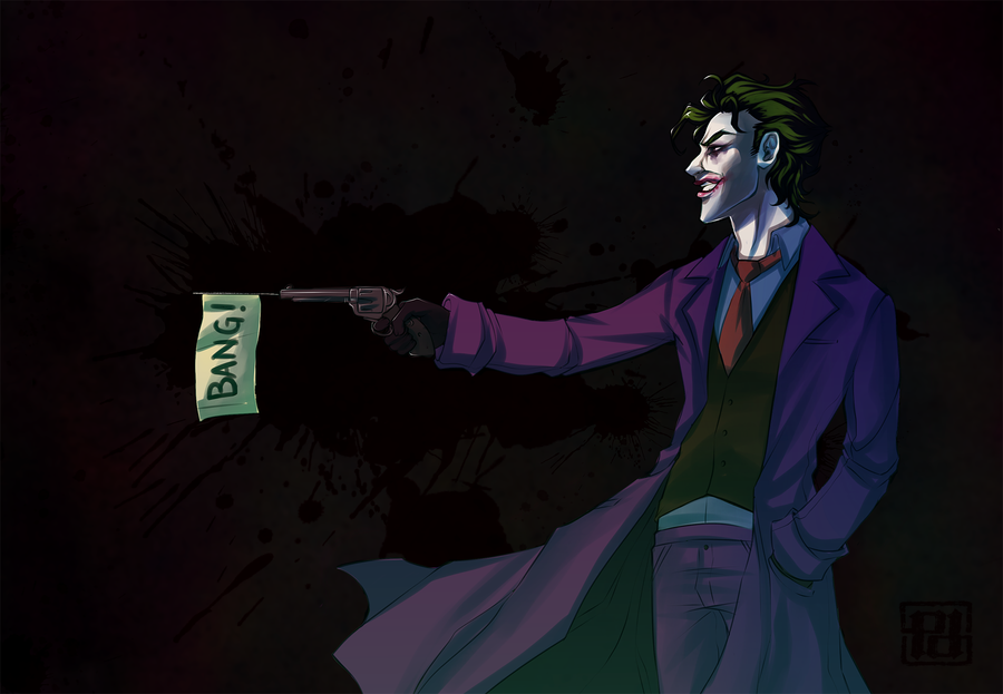 The Killing Joke Wallpaper The killing joke by 900x623