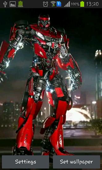 live wallpaper screenshots How does it look Transformers battle live 330x550