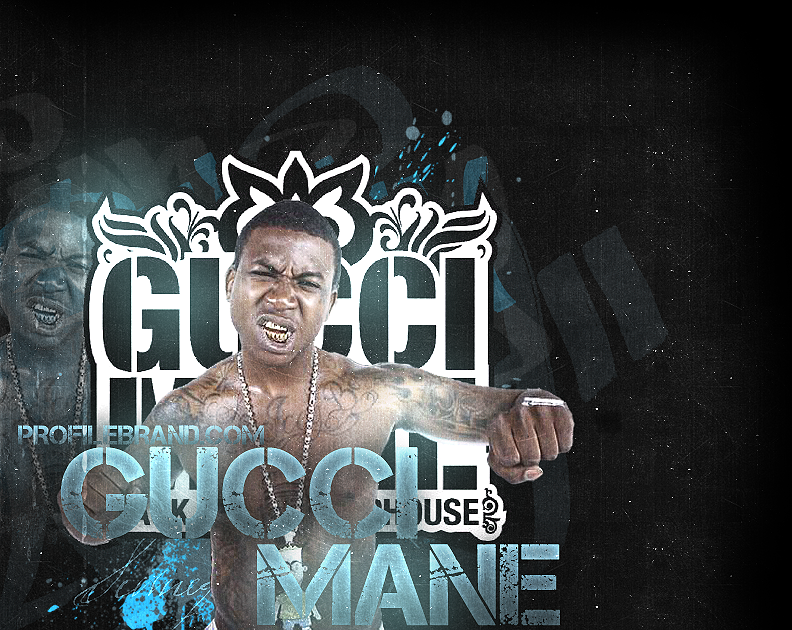 Gucci Mane Rap Artist Formspring Background 792x630