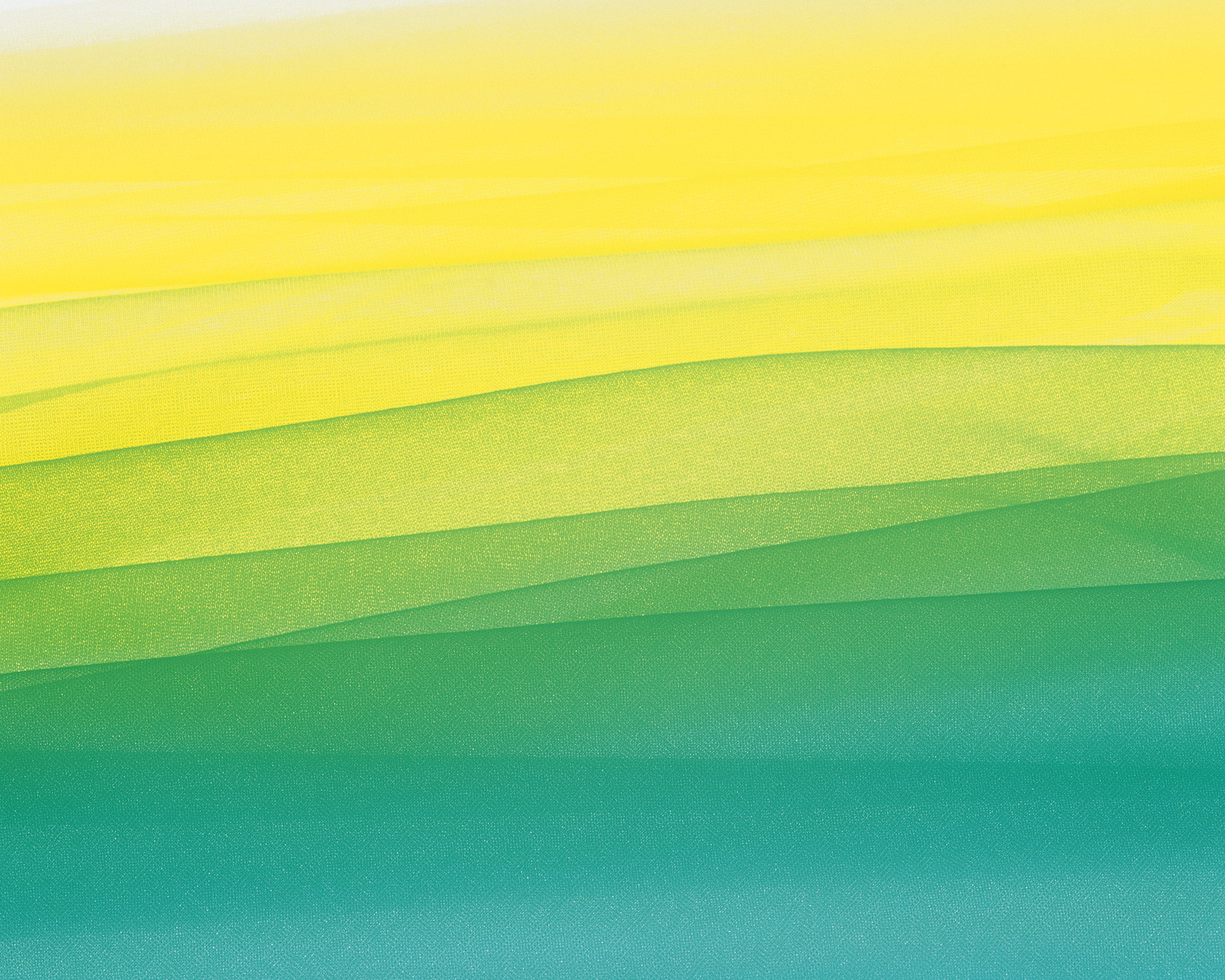 yellow and green wallpaper