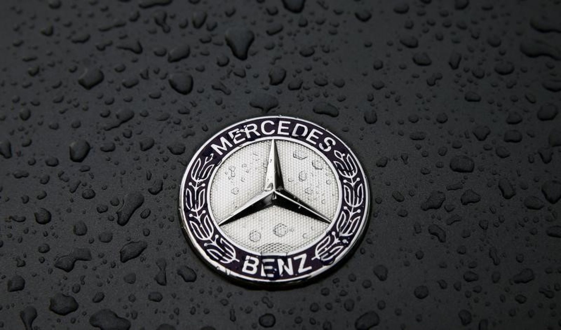 Mercedes Benz Logo Wallpapers Pictures Images 1834x1080