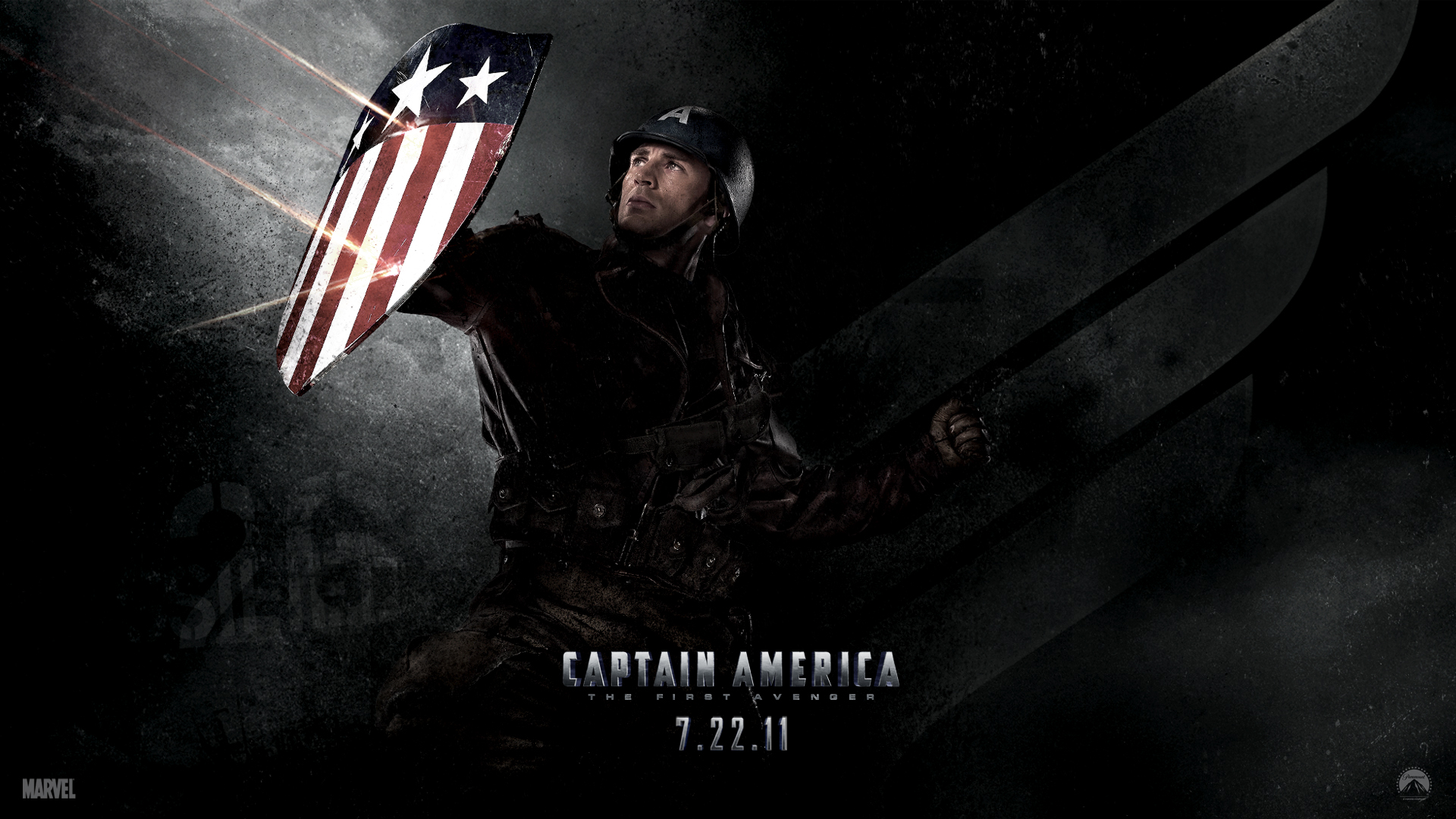 Chris Evans in Captain America 2011 Wallpapers HD Wallpapers 1920x1080