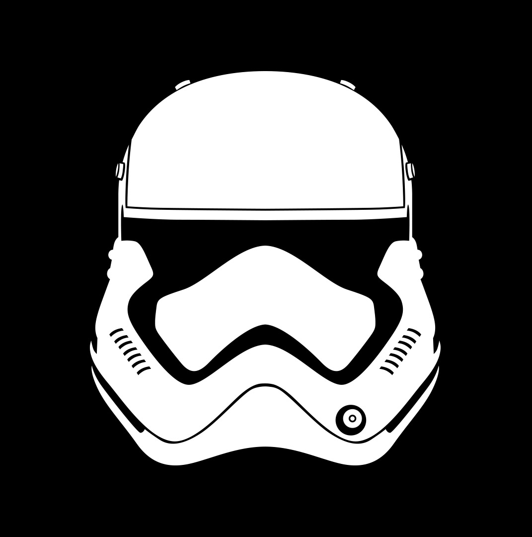 New Star Wars the Force Stormtrooper Helmet Awakens 1071x1080