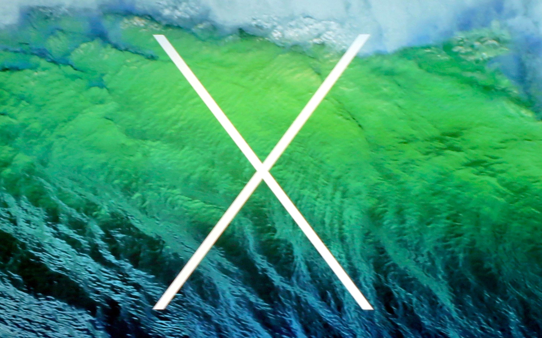 OS X Wallpaper