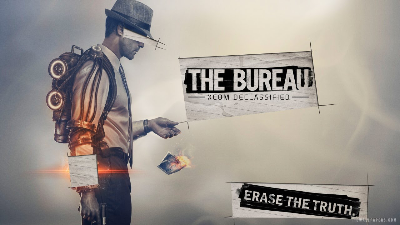 The Bureau XCOM Declassified PS3 Gameplay 1280x720