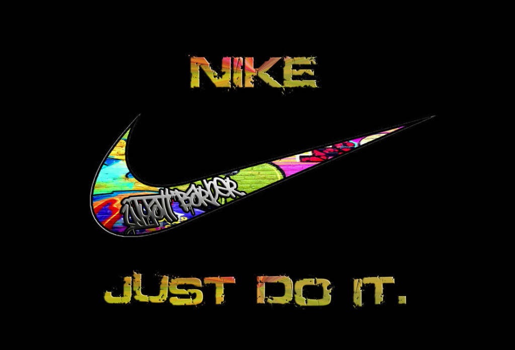 Download Cool Nike Logo Just Do It Wallpaper pictures in high 1024x696