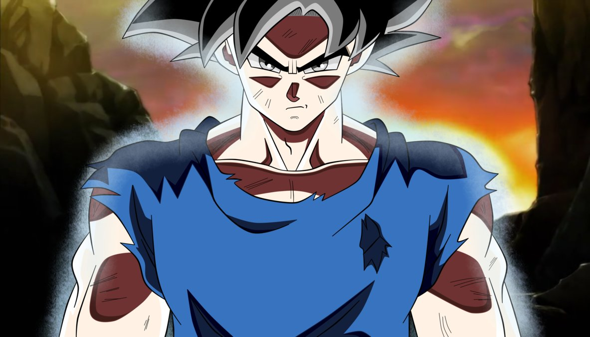 Free Download Goku New Trasnformation Migatte No Goku By