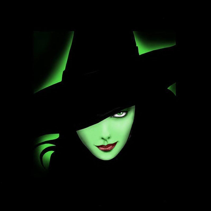 scary evil witch wallpapers 3d HD Halloween desktop background 798x800