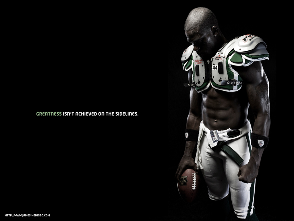American Football Player Wallpaper 1024x768
