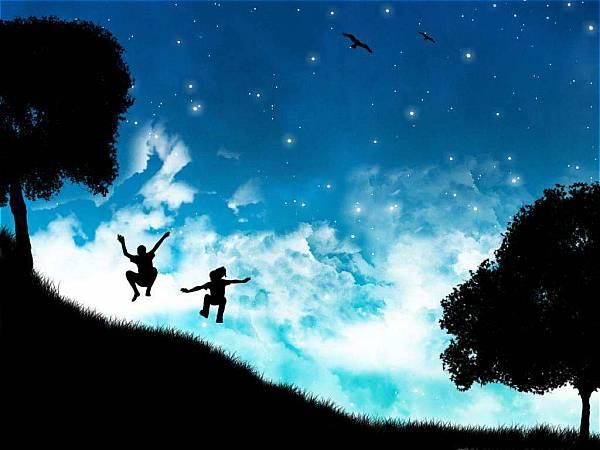 leap for joy wallpaper download 600x450