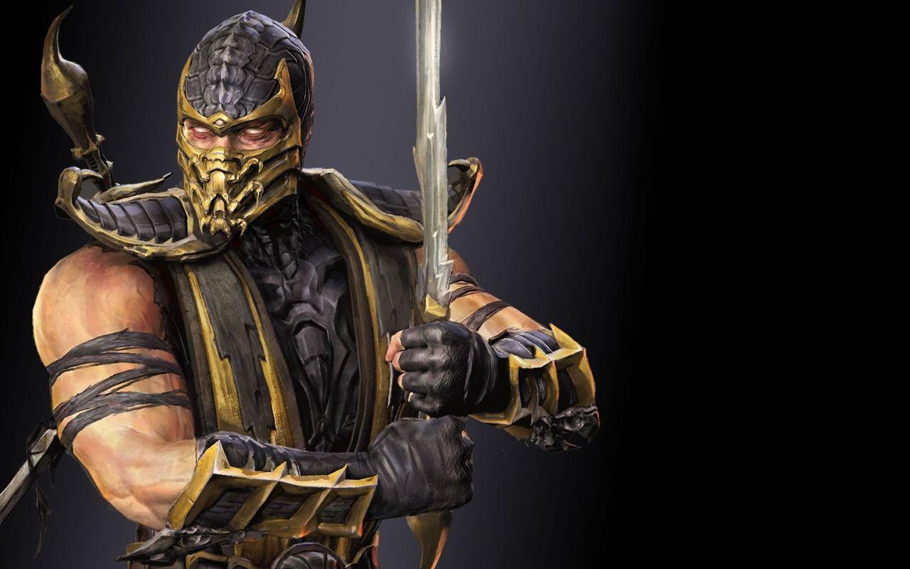 Scorpion   Mortal Kombat wallpaper 18677 1280x800