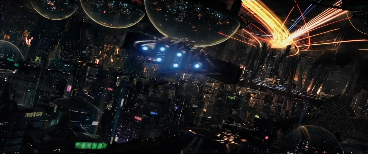 Valerian and the City of a Thousand Planets HD Wallpapers 1280x537