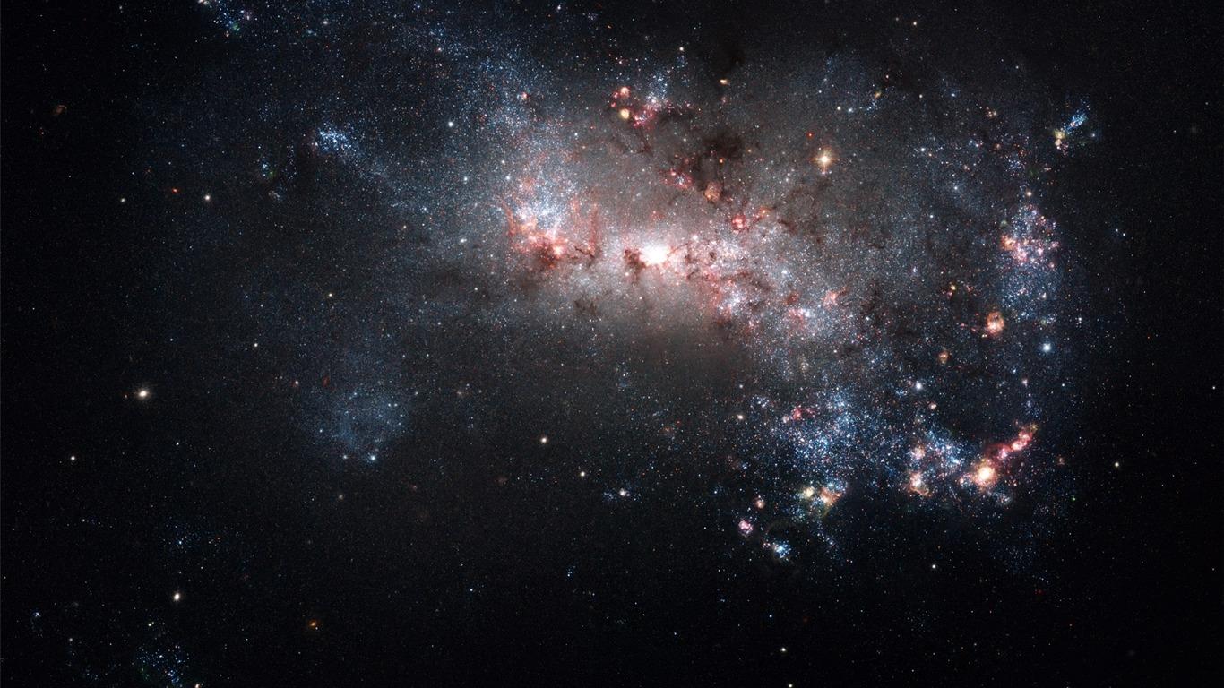 Hubble Wallpaper 1366 X 768 - WallpaperSafari