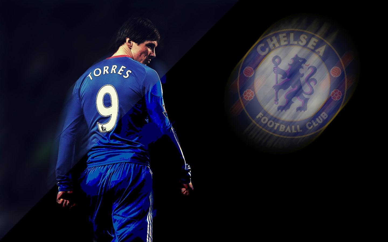 Celebrity Corner Fernando Torres Chelsea 1440x900