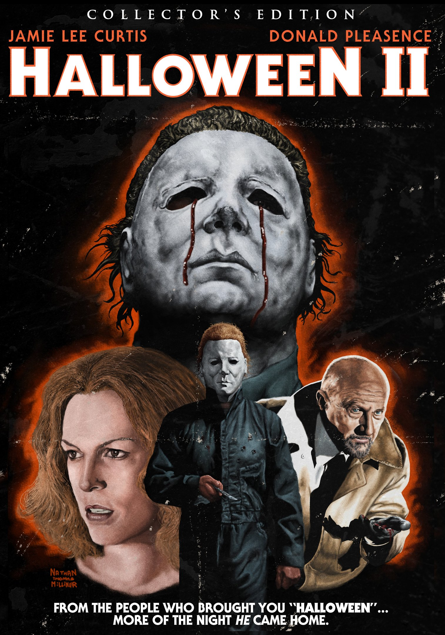 Halloween II 1981 wallpapers Movie HQ Halloween II 1981 1514x2158