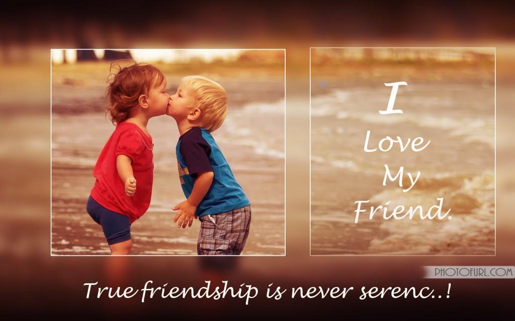 Wallpaper Of Love And Friendship Wallpapersafari