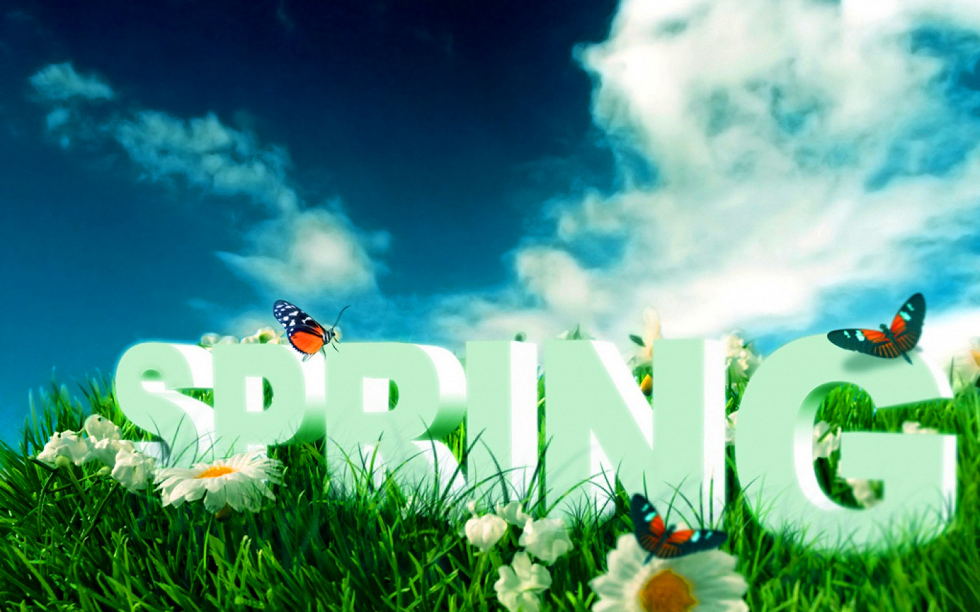 spring wallpaper hd 1920x1200