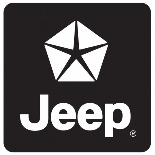 Jeep logo history and Jeep logo wallpaper   Carlogosorg 530x530