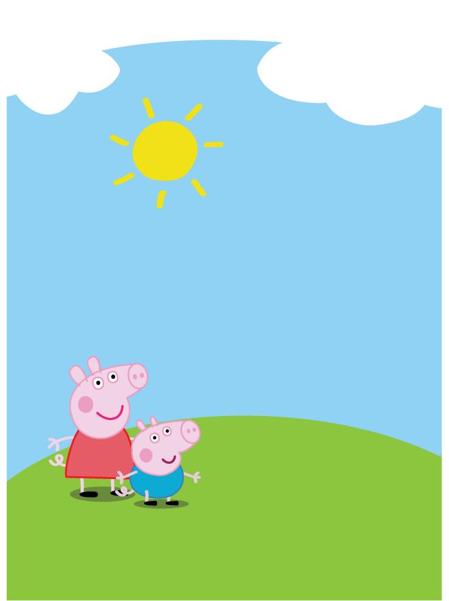 El bosque del Stiro Peppa Pig wallpaper for iPhone 655x877