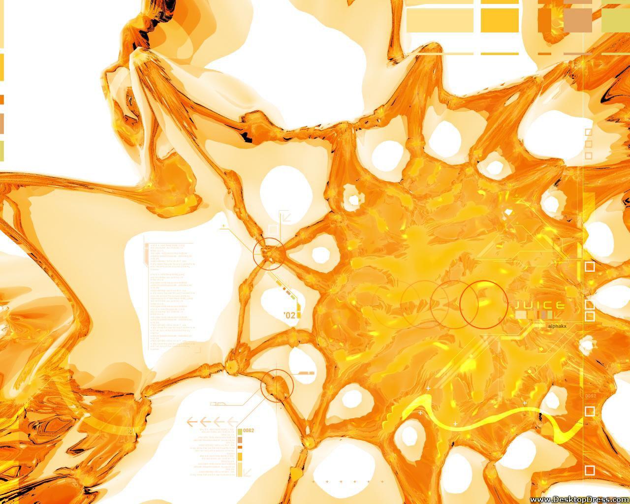 Desktop Wallpapers 3D Backgrounds Juice wwwdesktopdresscom 1280x1024