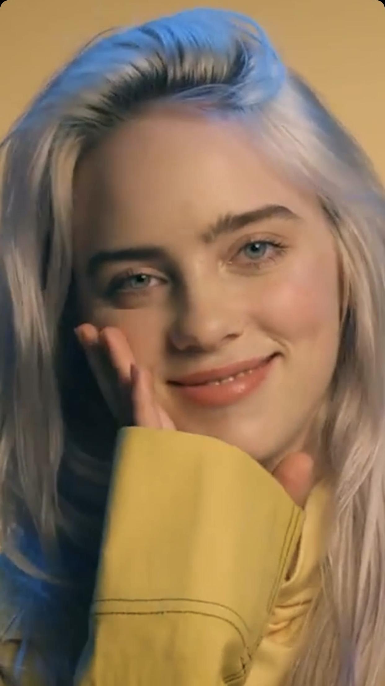 96 Best Billie images in 2019 Billie eilish Singer Celebrities 1242x2208