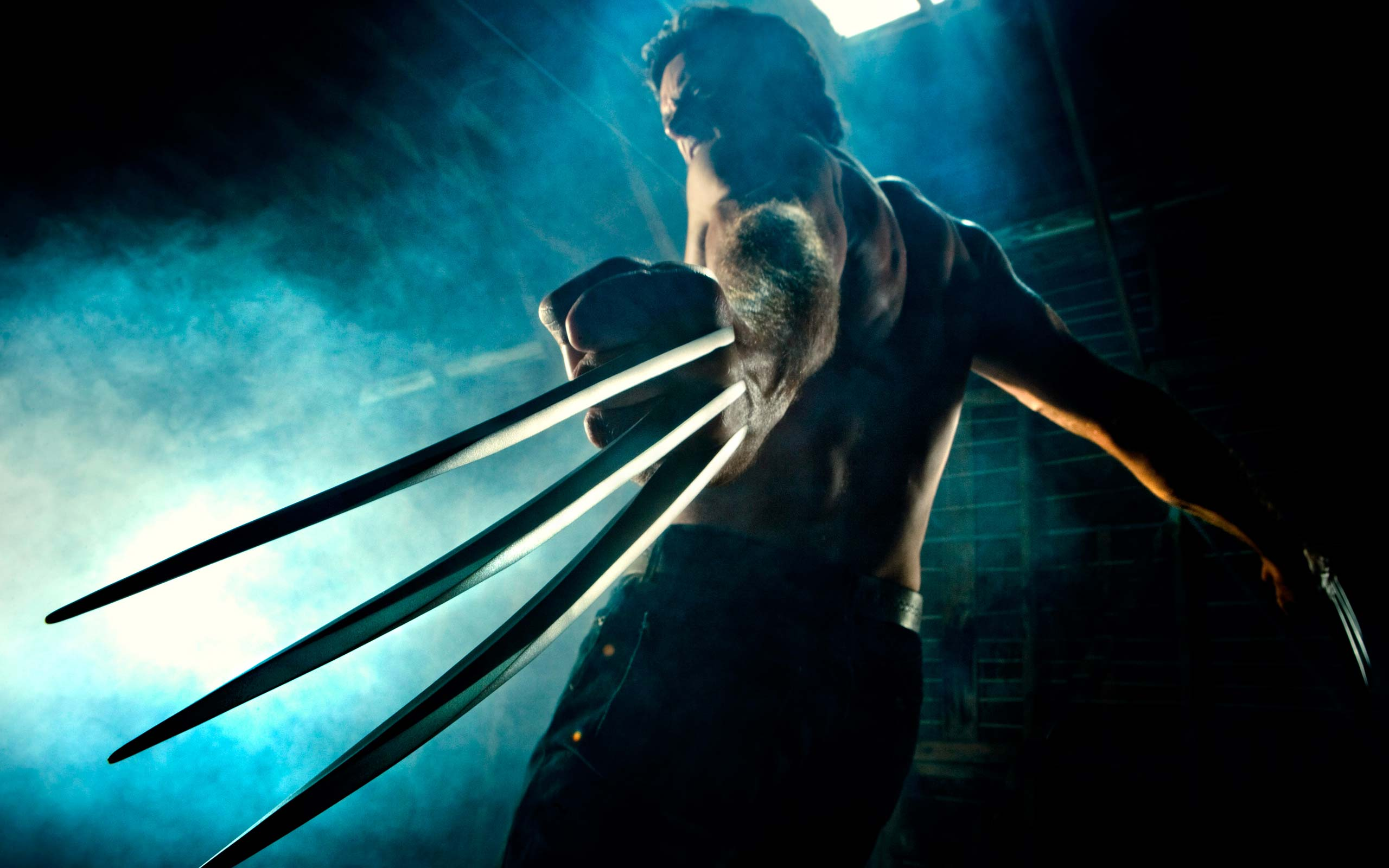 Hugh Jackman X Men Wolverine Wallpapers HD Collection 2560x1600