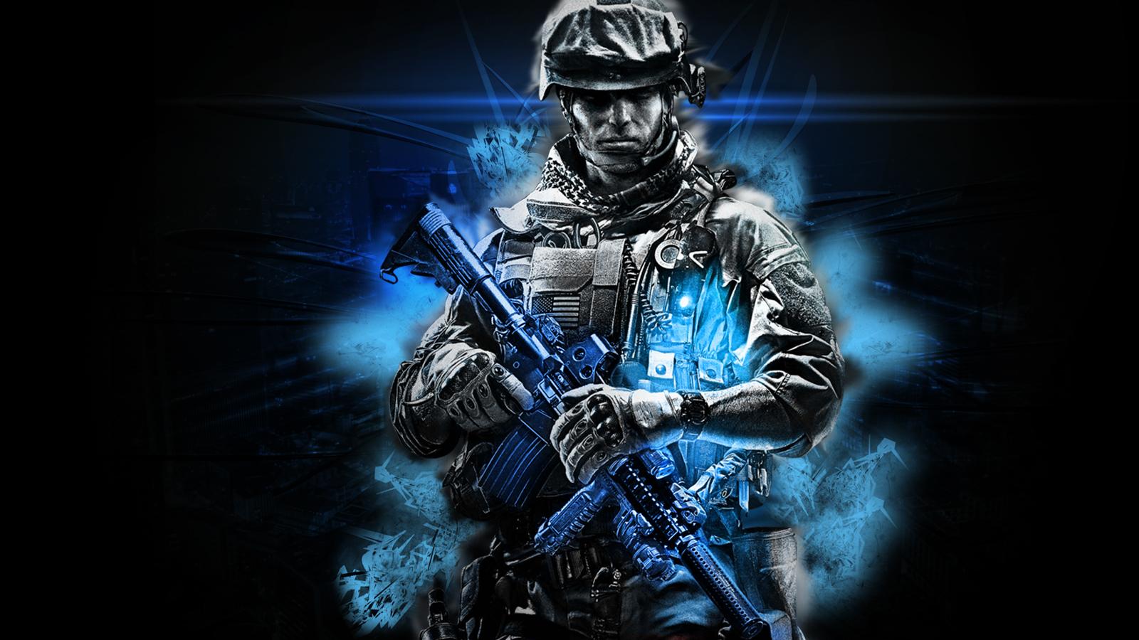 Battlefield 3 HD Cool Backgrounds Wallpaper Games 1600x900