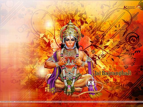 Hanuman Pics Hindu God Hanumanji Wallpapers Flickr   Photo Sharing 500x375