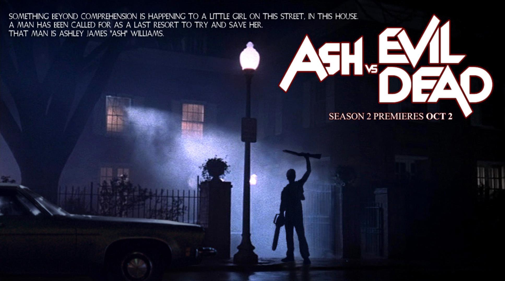 Ash vs Pazuzu Wallpaper 1080p AshVsEvilDead 1935x1080