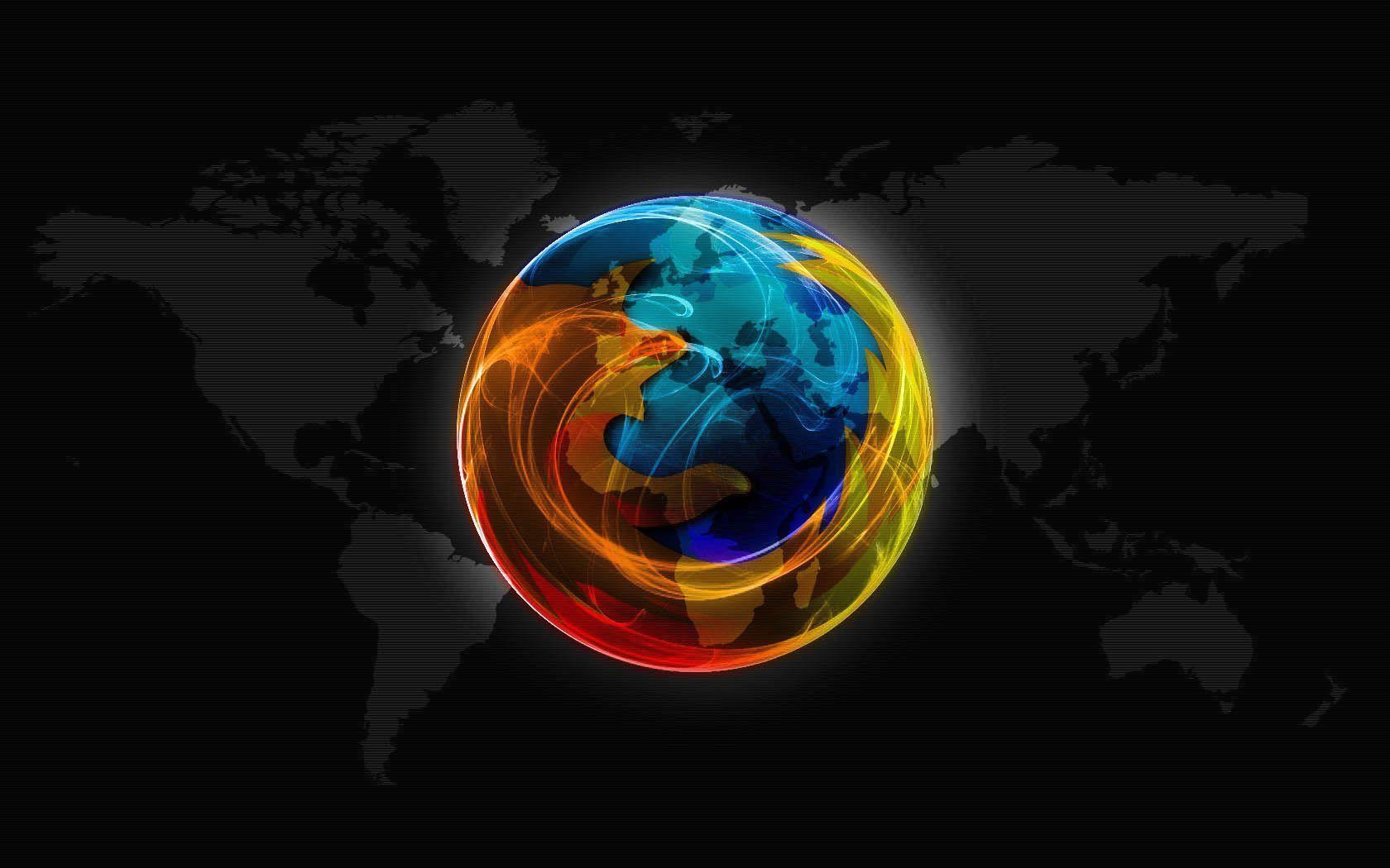 Firefox Backgrounds 1680x1050
