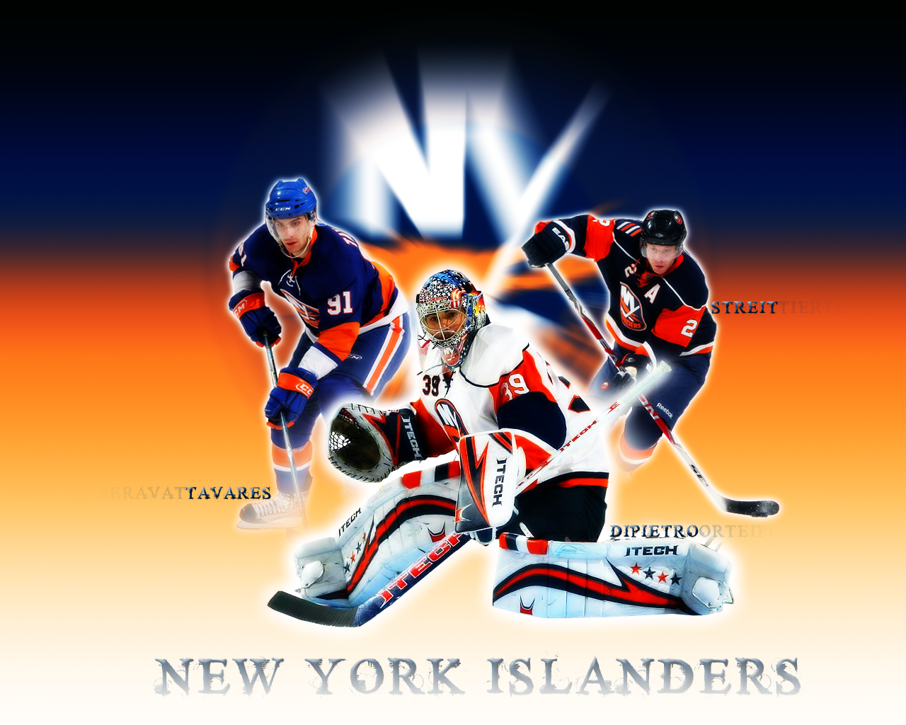 New York Islanders Wallpaper New york islanders wallpaper 1280x1024
