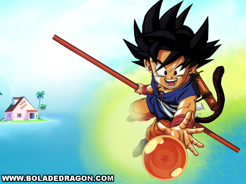 Free Download Wallpaper Dragon Ball Gt 1024x768 For Your