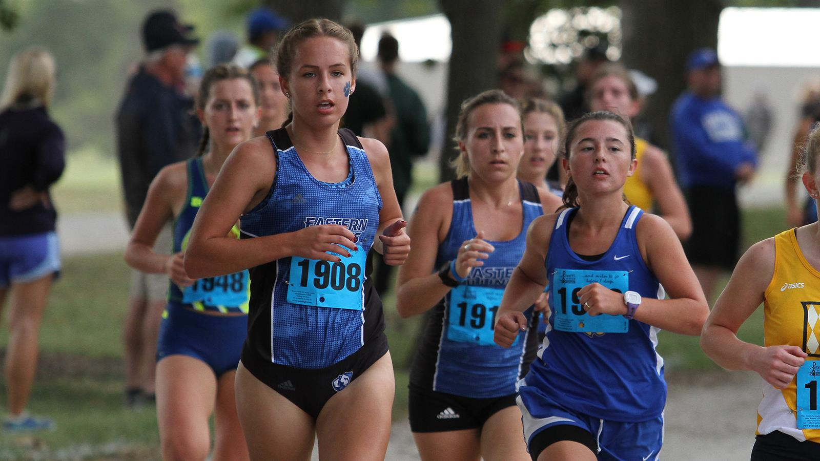 Abby Fisher   Womens Cross Country   Eastern Illinois University 1600x900