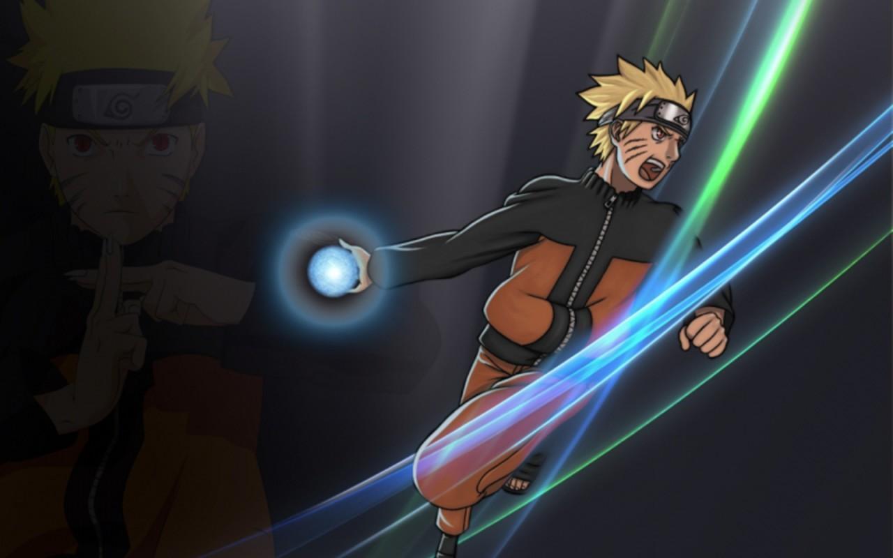 Naruto 3D Cool Wallpaper 12s Screenshots 1280x800