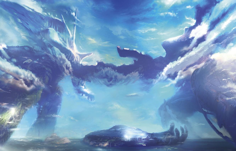 Wallpaper Nintendo Monolith Soft Xenoblade Chronicles Wii 1332x850