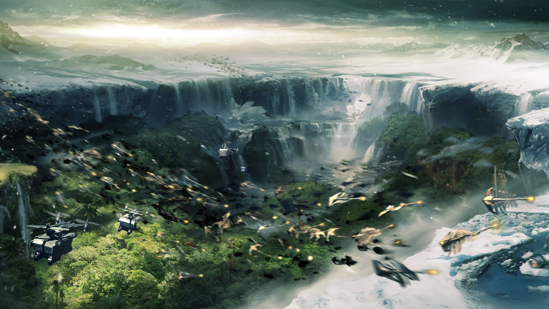 Lost Planet 2 wallpaper 2 1920x1080