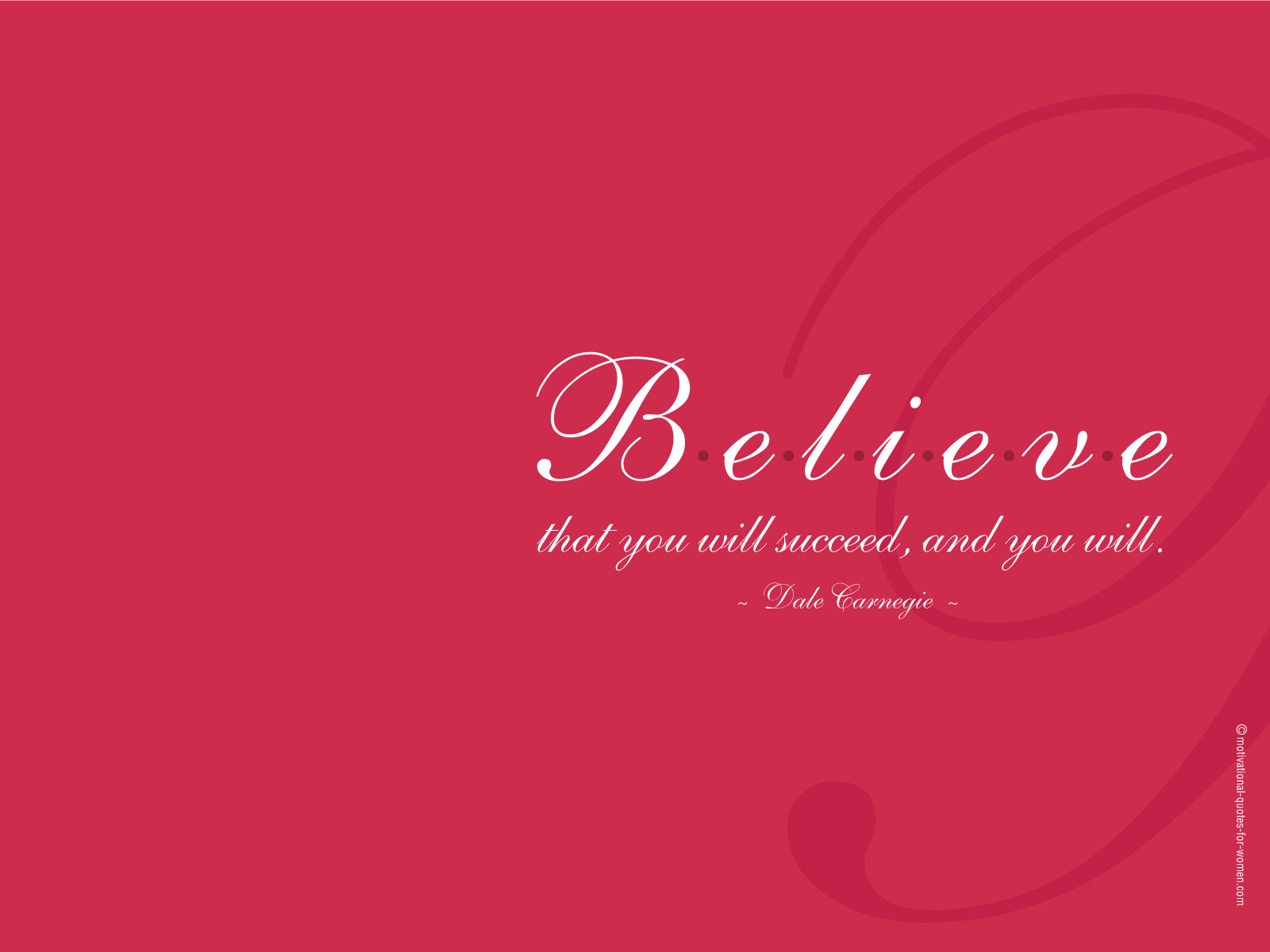 Inspirational Believe Quotes Wallpaper 3197 Inspiration   bwalles 1600x1200
