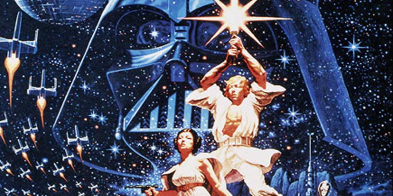 When Did Star Wars Become A New Hope 37 Years Ago Everything 1300x650