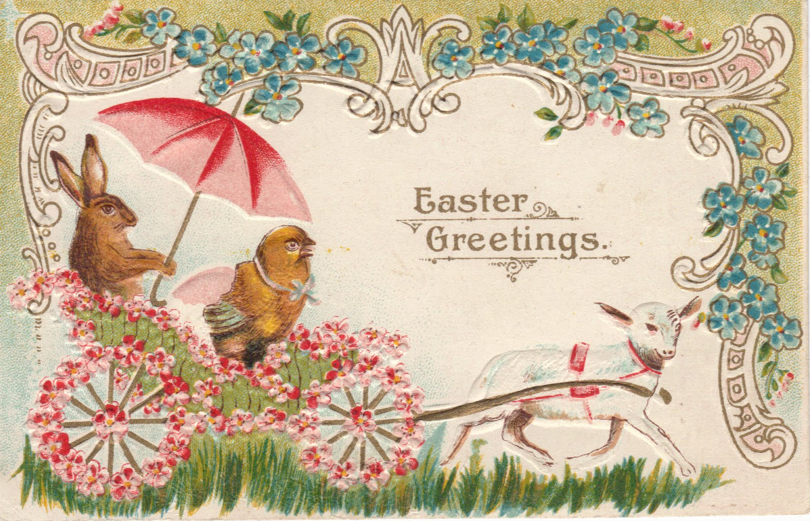Easter Cards Wallpapers High Quality Download 1600x1029