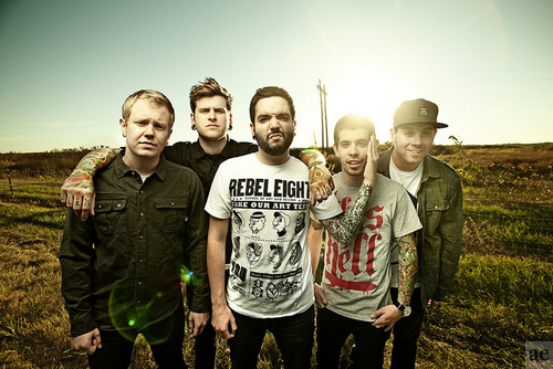 Hambre de Msica A day to remember   All I want 500x334