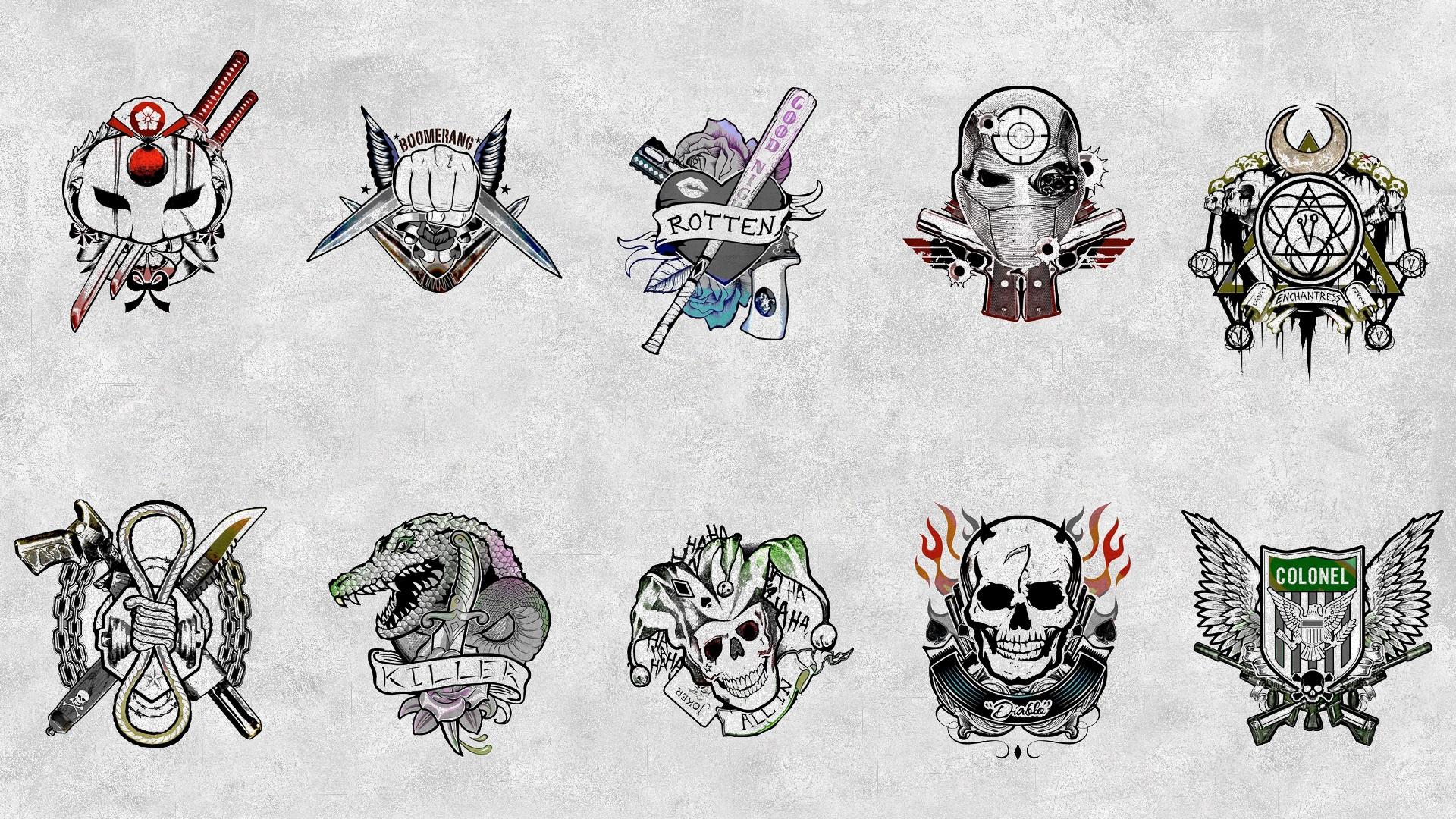 Suicide Squad wallpaper 6 1920x1080