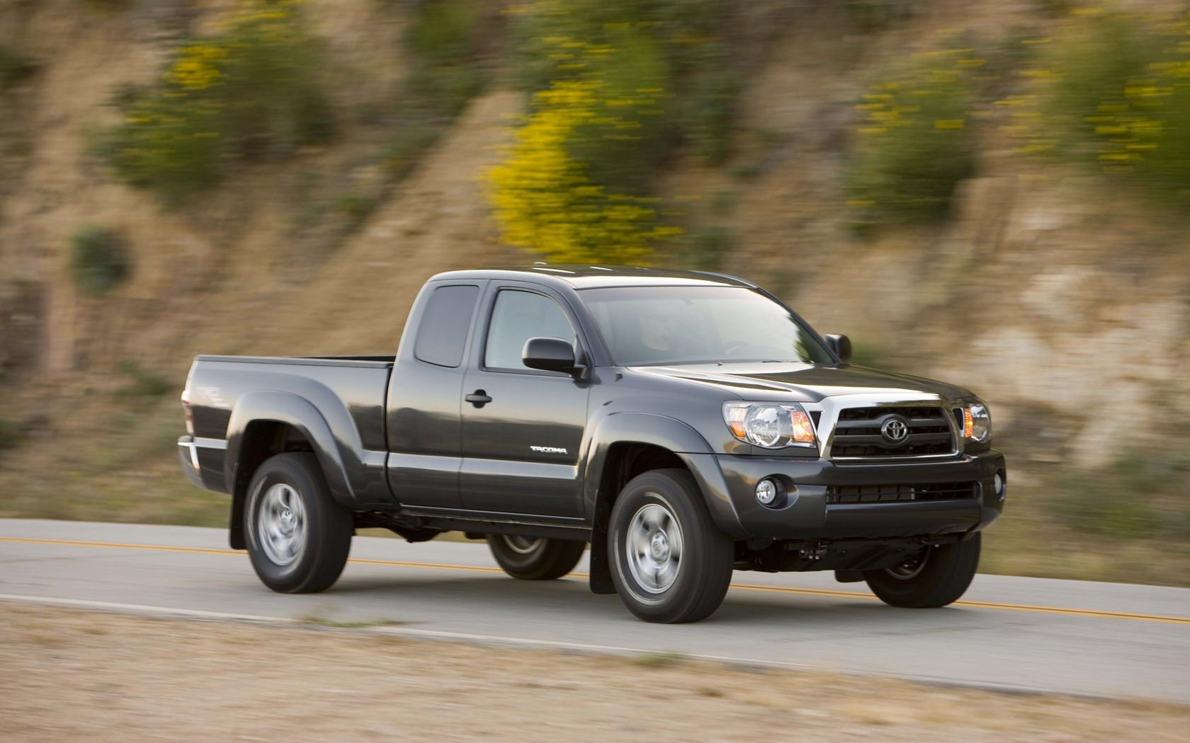 Tacoma Toyota Tacoma Desktop Wallpapers Widescreen Wallpaper 1680x1050