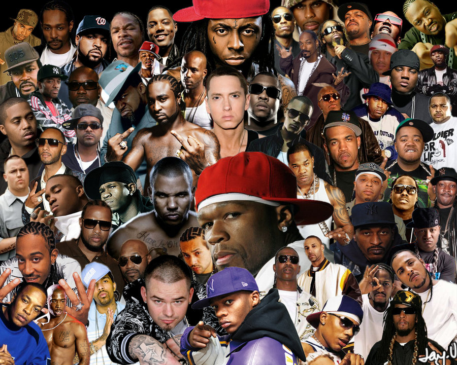 77 Rappers Wallpapers On Wallpapersafari