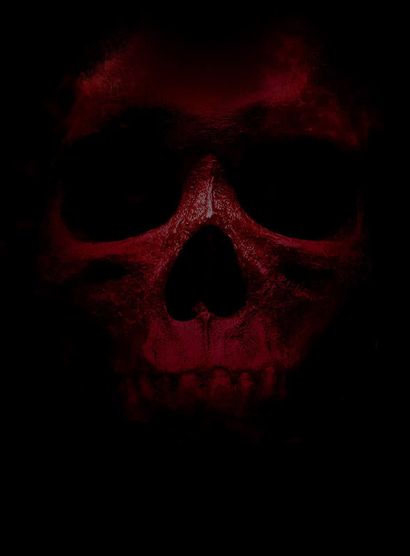 <b>Red And</b> Black <b>Skull Wallpaper</b> | Free | Download
