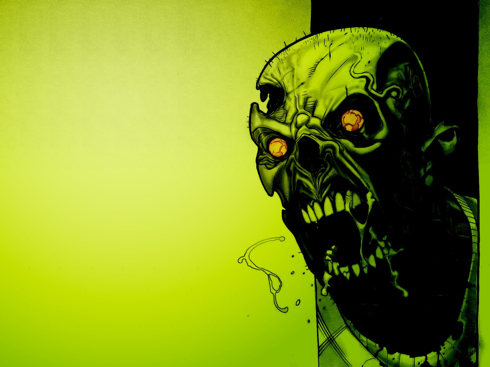Animated Horror Wallpapers and Desktop Backgrounds horror wallpapers 1600x1200