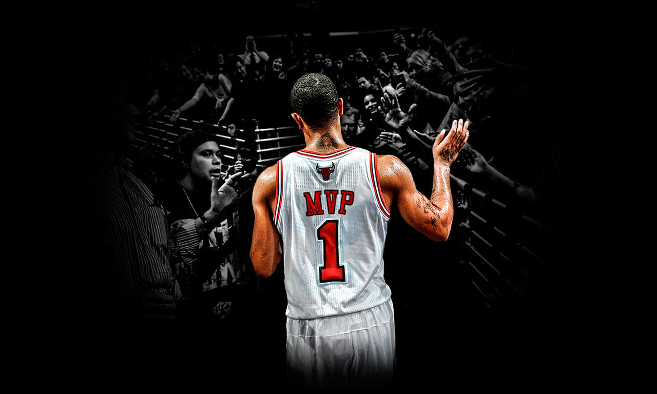HD wallpapers chicago mvp bulls most valuable player 2011 next 1280x768