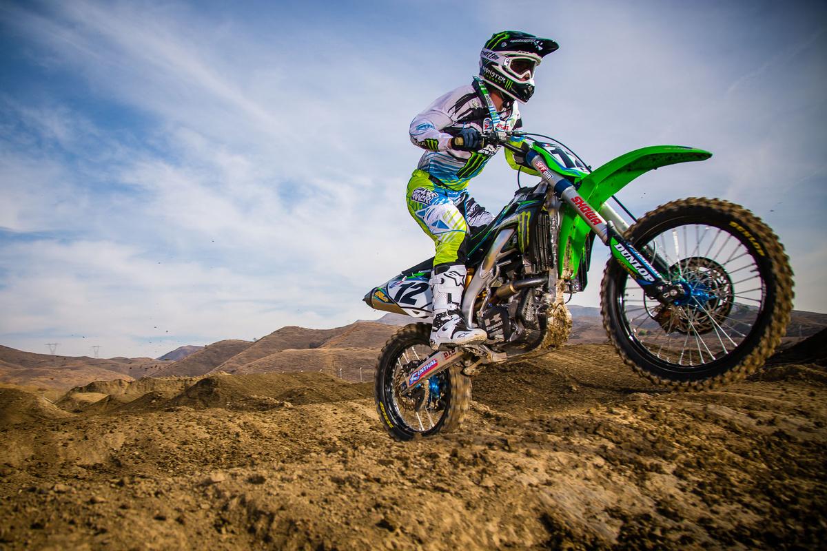 Kawasaki Dirt Bike Monster Energy Wallpaper Racing motocross gear 1200x800